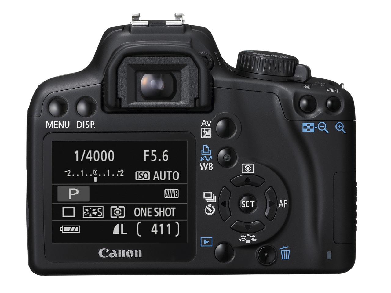 Canon EOS 1000D: Una reflex para todos los bolsillos - Backfocus