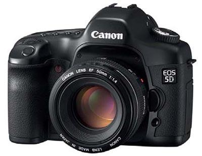 Canon eos 5d traducci n backfocus for Canon 5d especificaciones