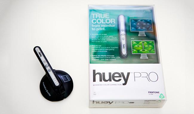 huey PRO color cast