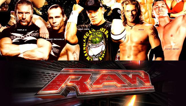 RAW WWE lucha humor