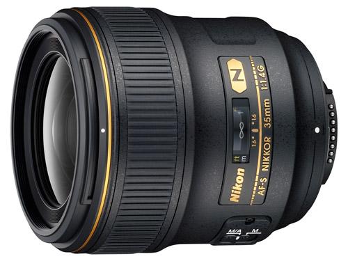Nikon AF-S NIKKOR 35 mm f/1.4G