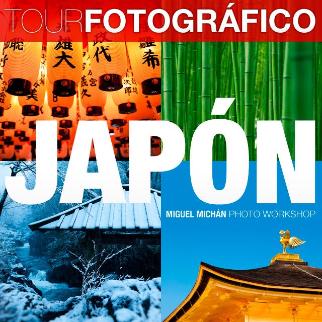 Tour fotográfico de dos semanas a Japón con Miguel Michán